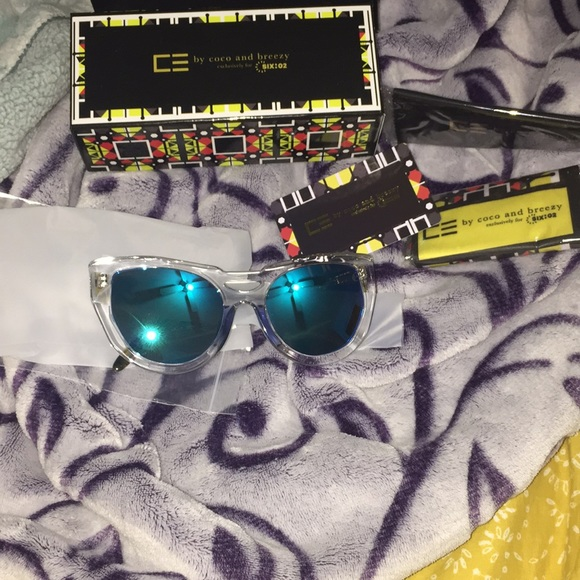 a187729b412 COCO AND BREEZY LIMITED EDITION SUNGLASSES